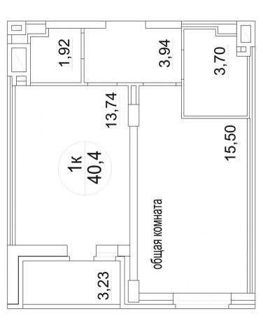 квартира 378